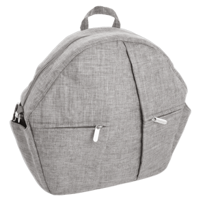 Olivia nappy bag - light grey