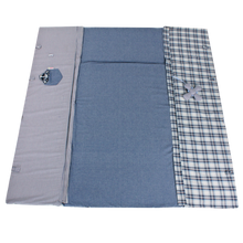Load image into Gallery viewer, 3 in 1 Activity Mat - blue denim