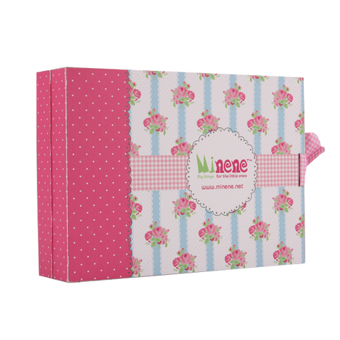 Boxed gift set - pink