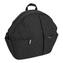 Load image into Gallery viewer, Olivia nappy bag - black