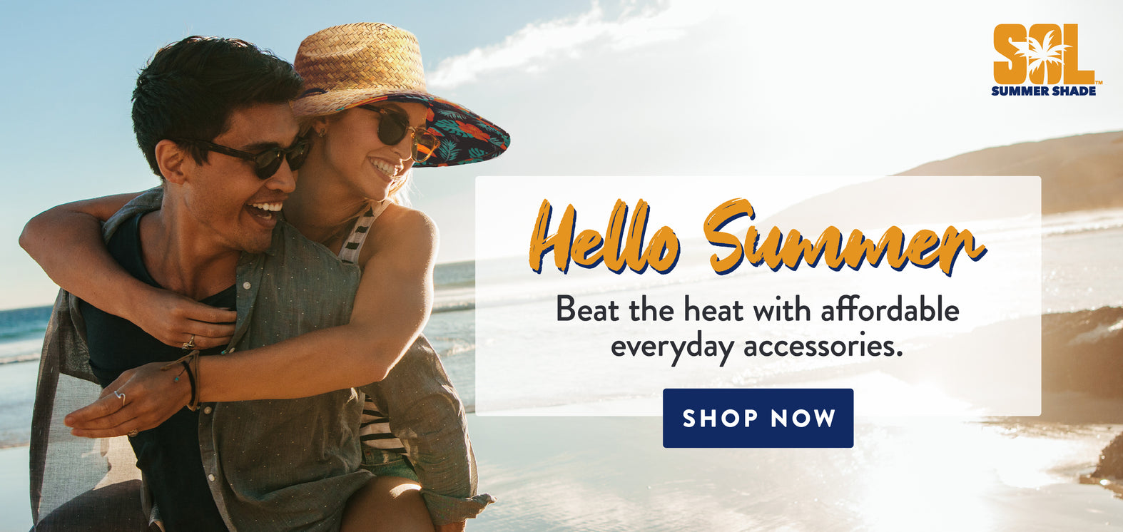 Banner for everyday summer wear