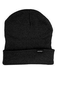 Foldable Beanie Black