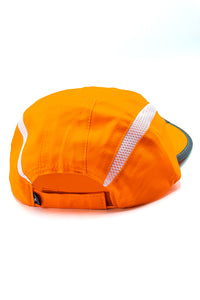Rockline Reflective Foldable Cap - Orange
