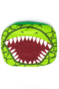 Kids Fashion Mask w/Adjustable Straps- Dinosaur
