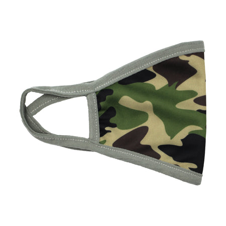 Fashion Mask Camo Green