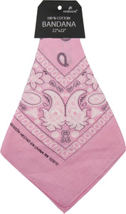 Bandana Light Pink