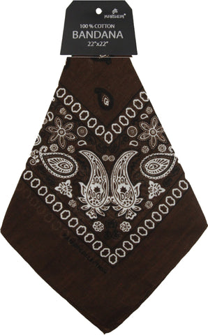 Bandana Brown