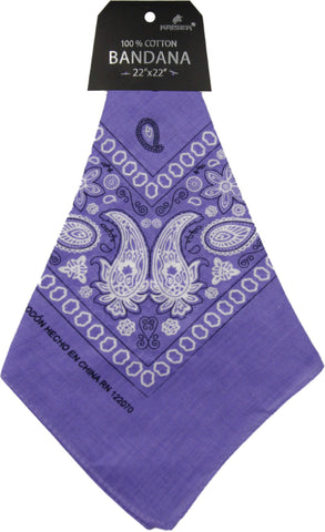 Bandana Light Purple
