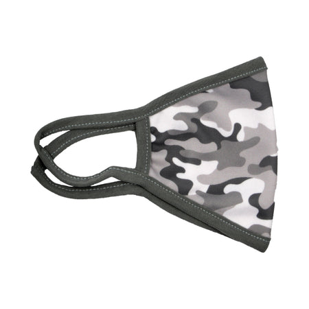 Fashion Mask Camo Gray