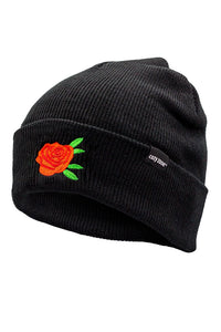 Patch Beanie Rose