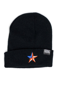 Patch Beanie Star