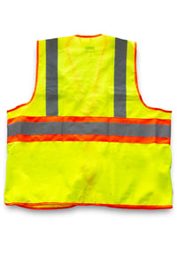 Rockline Reflective Safety Vest - Yellow