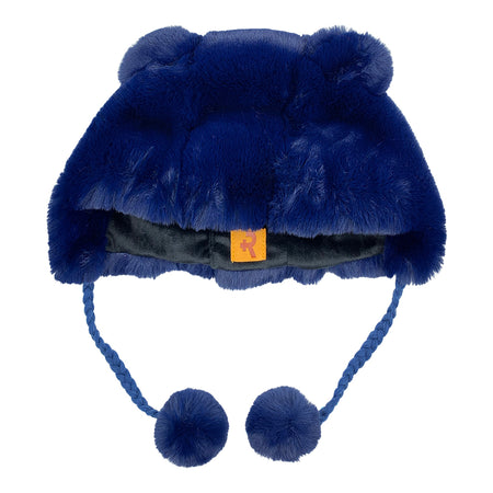 Fashion Hat Bear Series Blue