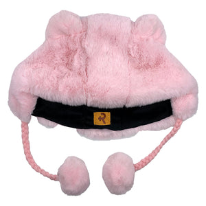 Fashion Hat Bear Series Pink