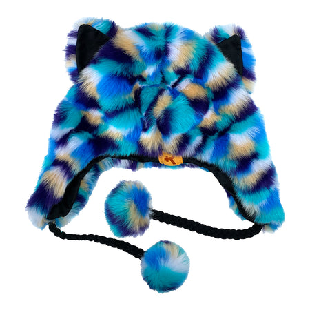 Fashion Hat Crazy Series Blue
