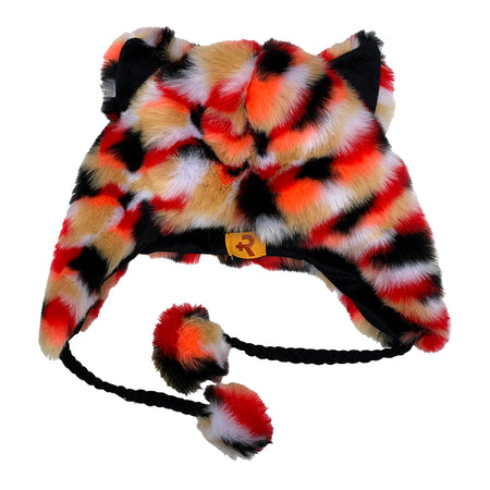 Fashion Hat Crazy Series Orange