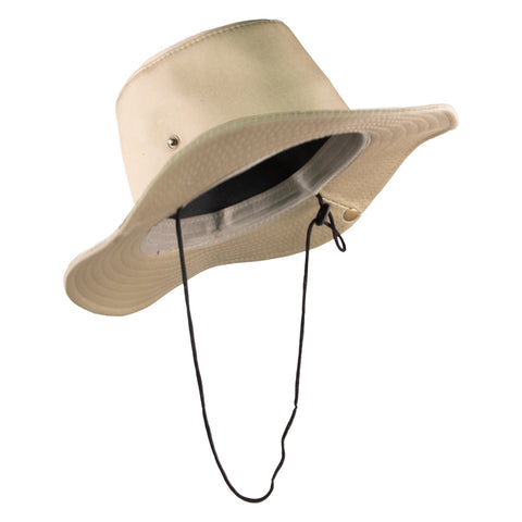 Summer Hat Sol Bucket Hat Dark Beige