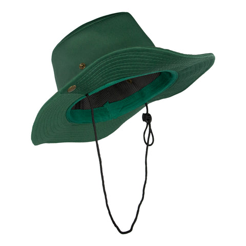 Summer Hat Sol Bucket Hat Dark Green