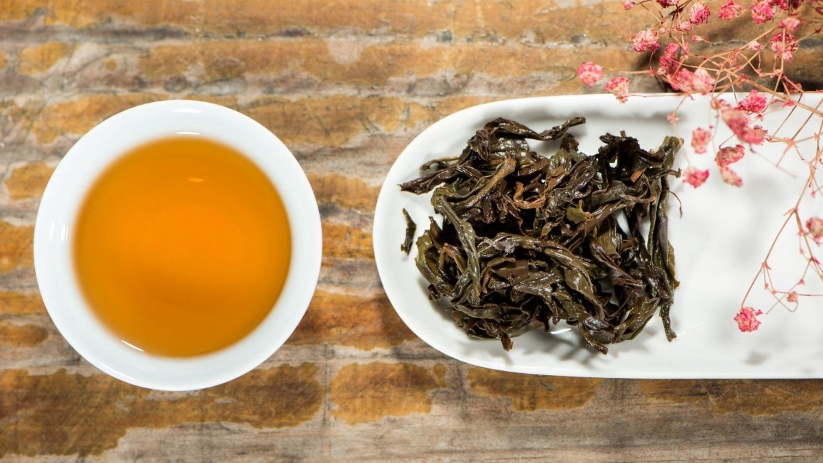 A small overview of the most popular teas from Taiwan