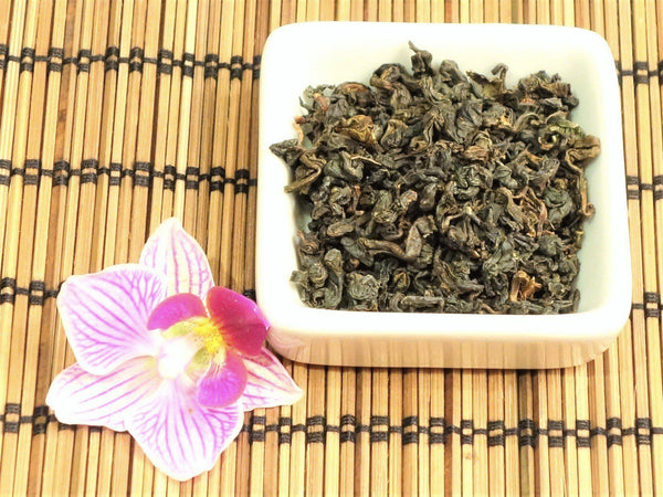 Roter Oolong Tee - Hong Cha - Evergreen-teashop.de