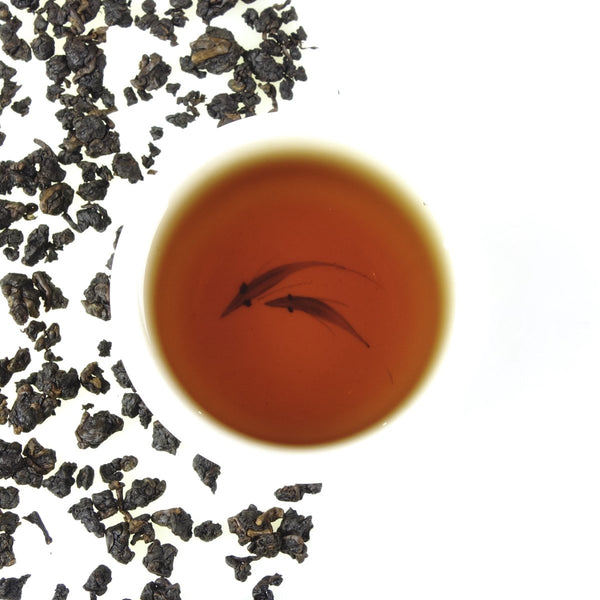 Aged Fushoushan High Mountain Oolong - 2010 Reserve - Evergreen Teashop