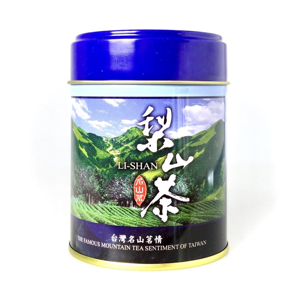Lishan High Mountain Oolong Tee aus Taiwan leicht fermentiert - Evergreen Teashop