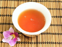 Roter Oolong Tee - Hong Cha in der Teeschale
