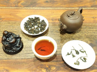 Shanlinxi Oolong Tee - strong roast Frühlingsernte - Evergreen Teashop