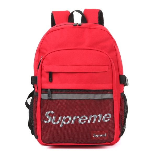 Supreme Mens College Backpack Womens School Bag 15.6 Laptop Backpack Daypack 3630 - chanchanbag