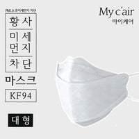KF94 4-layer Filter Medical Mask / Covid19 Face Mask Sheet / Made in Korea 02