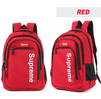 Supreme Mens School Rucksack Womens College Bag 15.6 Laptop Backpack 3664 - chanchanbag