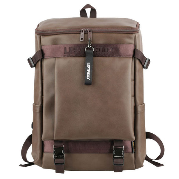 LEFTFIELD Mens Business Backpack College School Laptop Bag Rucksack 673 - chanchanbag
