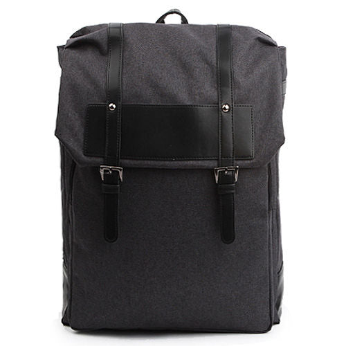 Dickfist Mens Backpack Womens School College Bag Casual Rucksack Daypack 9089 - chanchanbag