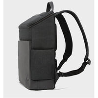TOPPU Mens Square Backpack College School Bag Business Laptop Rucksack 708 - chanchanbag