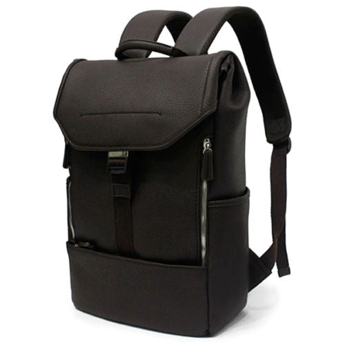 TOPPU Mens College Backpack Business Laptop School Bag Casual Rucksack 484 - chanchanbag