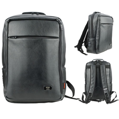 LEFTFIELD Mens Business Backpack College School Bag Laptop Backpack Rucksack 145 - chanchanbag