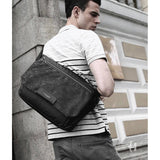Arctic Hunter Mens Messenger Bag Crossbody Shoulder Bag Laptop Backpack 003 - chanchanbag