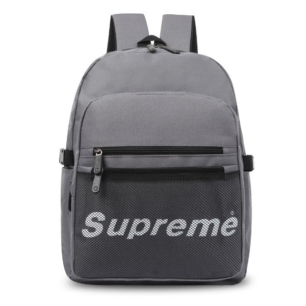 Supreme Mens School Backpack 15.6 Laptop Bag Daypack Womens College Bag 3629 - chanchanbag