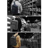 TOPPU Mens College Backpack School Bag Casual Laptop Backpack Rucksack 619 - chanchanbag