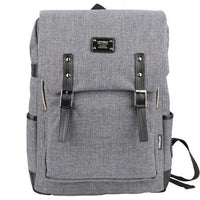 LEFTFIELD Mens Casual Backpack College School Bag Laptop Rucksack 088 - chanchanbag