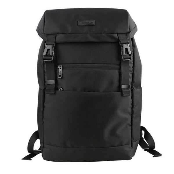 LEFTFIELD Mens Casual Laptop Backpack College Backpack School Bag Rucksack 2001 - chanchanbag