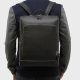 TOPPU Mens Business Backpack School Bag Casual Laptop Backpack Rucksack 786 - chanchanbag