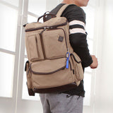 SLICK Mens Laptop Backpack College School Bag Casual Backpack Rucksack 341 - chanchanbag