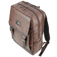 LEFTFIELD Mens College Backpack School Bag Casual Laptop Backpack Rucksack 640 - chanchanbag