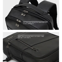TOPPU Mens Business Backpack Travel Laptop College School Bag Rucksack 730A - chanchanbag