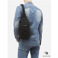 Arctic Hunter Mens Sling Bag Shoulder Bag Crossbody Bag Backpack Daypack 013 - chanchanbag