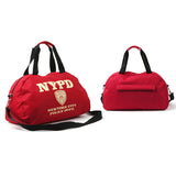 NYPD Mens Messenger Bag Womens Travel Tote Bag Bandal - chanchanbag