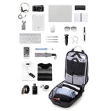 Arctic Hunter Mens Travel Business Bag with USB Port Laptop Backapck College Bag 00208 - chanchanbag