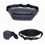 Arctic Hunter Mens Waist Bag Fanny Pack Shoulder Backpack Crossbody 1400-1 - chanchanbag
