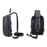 Arctic Hunter Mens Sling Bag with USB Port Shoulder Backpack Crossbody Bag 088